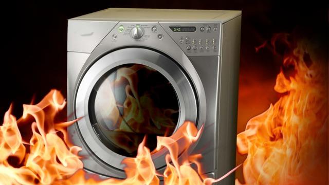 Dryer Vent Fires